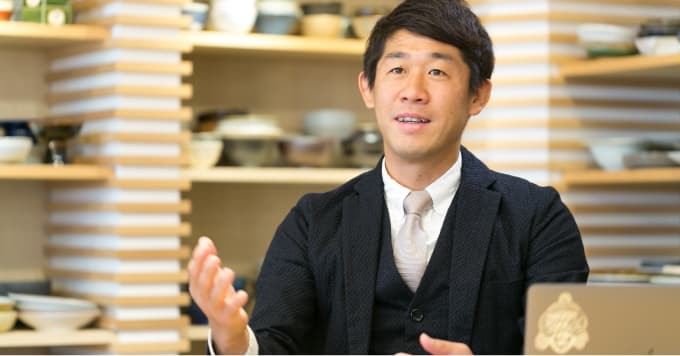 京橋白木の代表メッセージ